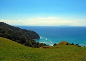Залив Хомунга, Северный остров, Новая Зеландия