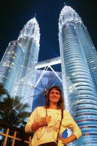 Малайзия, Куала-Лумпур, Башни-близнецы «Петронас»